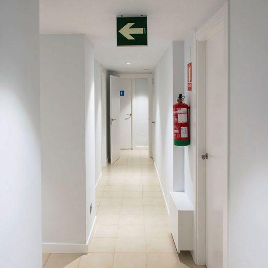 OFICINA Las Rozas - Madrid - Dirección Facultativa Cora Arquitectura Interior