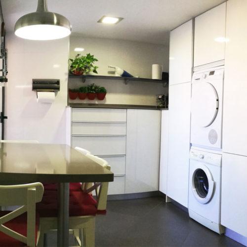 COCINA Sanchinarro - Madrid - Reforma Cora Arquitectura Interior