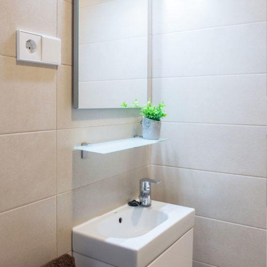 BAÑO Principe de Vergara - Madrid - Reforma Cora Arquitectura Interior