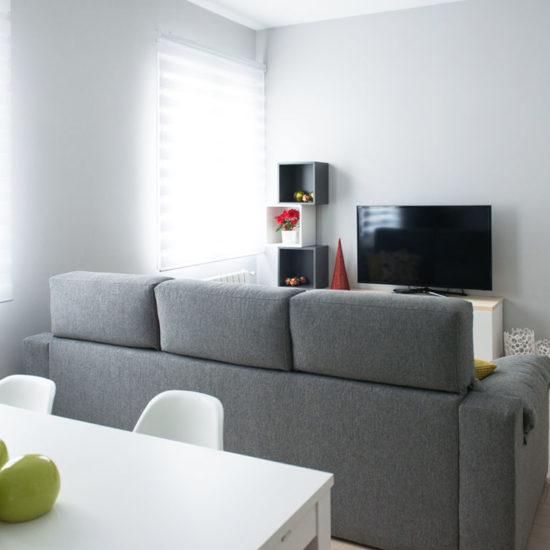SALON Principe de Vergara - Madrid - Reforma Cora Arquitectura Interior