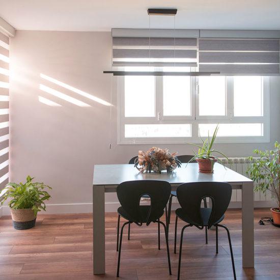 SALON Jose Bergamin - Madrid - Reforma Cora Arquitectura Interior