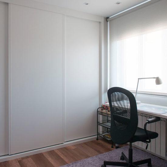 HABITACION Jose Bergamin - Madrid - Reforma Cora Arquitectura Interior