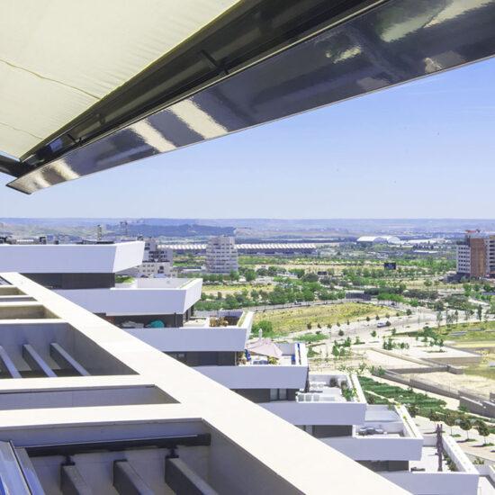 EXTERIORES Mercedes de Borbon - Madrid - Reforma Cora Arquitectura Interior