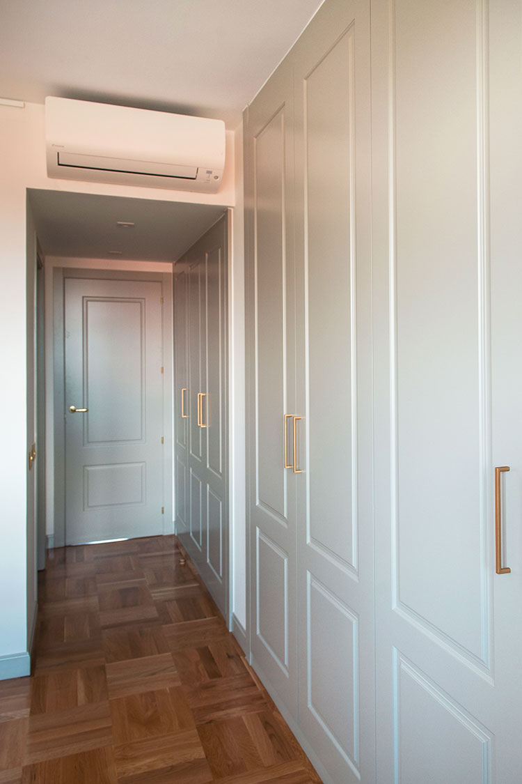 HABITACION Victor de la Serna - Madrid - Reforma Cora Arquitectura Interior