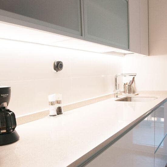 COCINA Luis de Hoyos Sainz - Madrid - Reforma Cora Arquitectura Interior