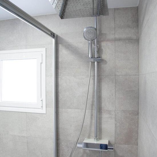 Reforma baño Madrid. Cora arquitectura