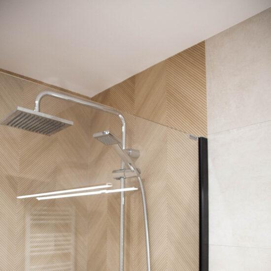 Reforma baño Madrid. Diseño de interiores