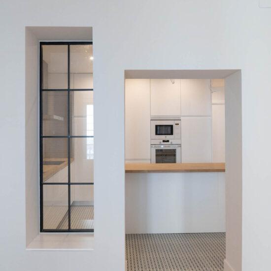 Reforma integral Madrid, Cora Arquitectura