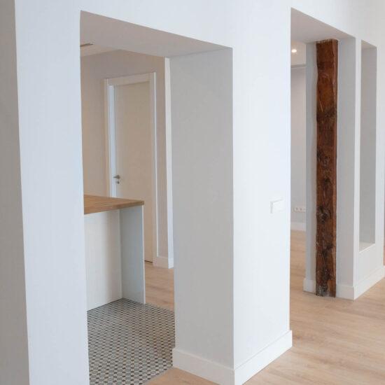 Reforma Madrid. Estudio Cora Arquitectura Interior